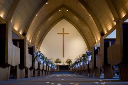 Unside Down Ark Church . . .